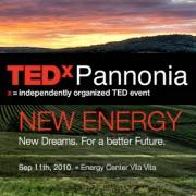 TEDx Pannonia - New Energy